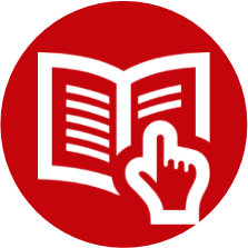 Icon which redirects to Teaching as Scholarship. You can also click on the caption below.