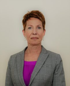 Image of Kim Beld, MS, MBA, department administrator for the Department of Orthopedics and Rehabilitation
