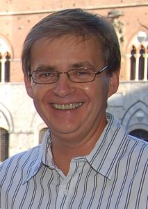 Photo of David Abbott, PhD, professor of obstetrics and gynecology, who received a 2021 Award for Mentoring Undergraduates in Research, Scholarly, and Creative Activities