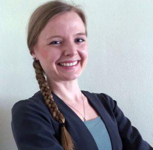 Photo of postdoctoral fellow Natascha Merten, MS, PhD